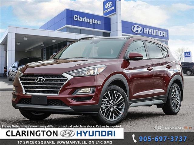 2019 Hyundai Tucson Luxury (Stk: 19513) in Clarington - Image 1 of 24