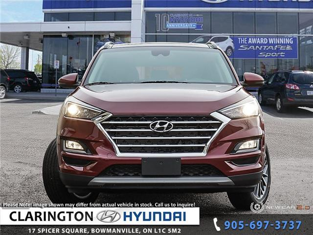 2019 Hyundai Tucson Luxury (Stk: 19513) in Clarington - Image 2 of 24