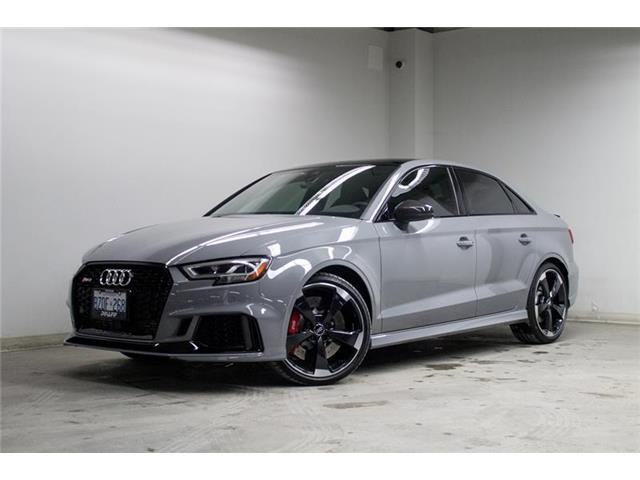 2019 Audi RS 3 2.5T (Stk: A12355) in Newmarket - Image 1 of 14