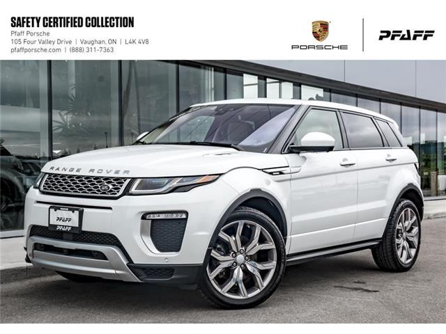 2018 Land Rover Range Rover Evoque 237hp Autobiography (Stk: U8031) in Vaughan - Image 1 of 22