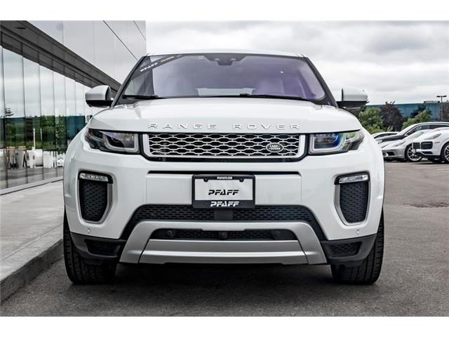 2018 Land Rover Range Rover Evoque 237hp Autobiography (Stk: U8031) in Vaughan - Image 2 of 22