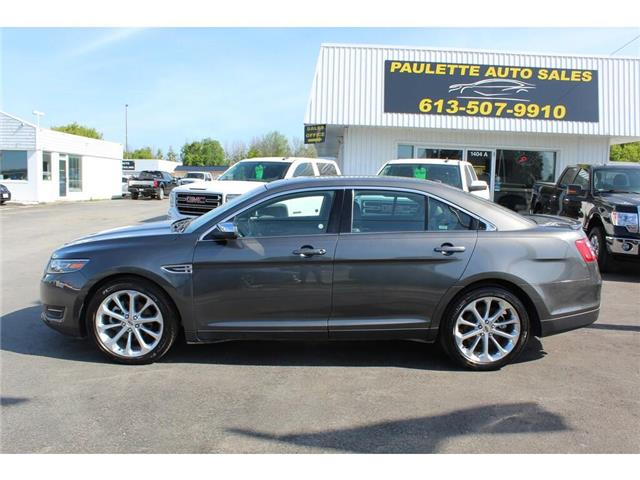 2018 Ford Taurus Limited (Stk: 1FAHP2) in Kingston - Image 2 of 10