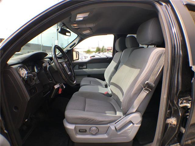2012 Ford F-150 XLT 4X4 XTR ALLOYS, FOG, BACK CAM, RUNNING BOARD,  (Stk: 44874A) in Brampton - Image 4 of 23
