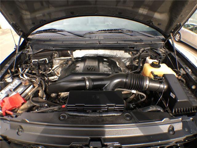 2012 Ford F-150 XLT 4X4 XTR ALLOYS, FOG, BACK CAM, RUNNING BOARD,  (Stk: 44874A) in Brampton - Image 6 of 23