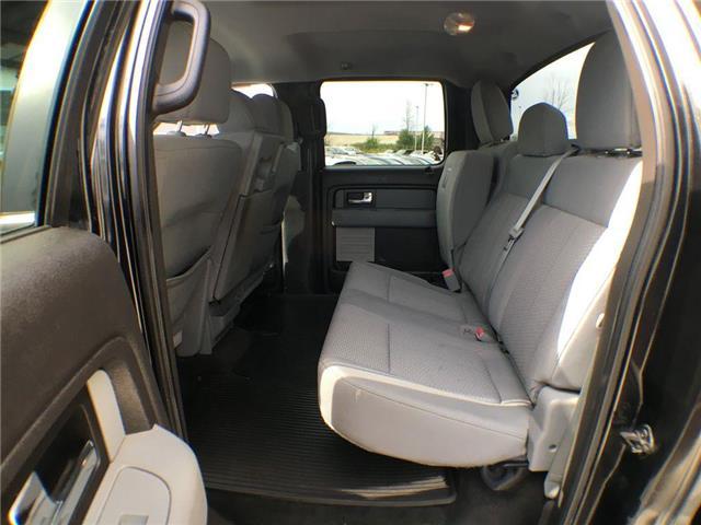 2012 Ford F-150 XLT 4X4 XTR ALLOYS, FOG, BACK CAM, RUNNING BOARD,  (Stk: 44874A) in Brampton - Image 8 of 23
