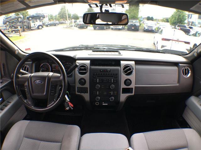 2012 Ford F-150 XLT 4X4 XTR ALLOYS, FOG, BACK CAM, RUNNING BOARD,  (Stk: 44874A) in Brampton - Image 14 of 23