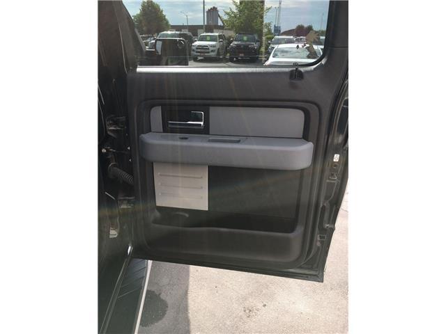 2012 Ford F-150 XLT 4X4 XTR ALLOYS, FOG, BACK CAM, RUNNING BOARD,  (Stk: 44874A) in Brampton - Image 18 of 23
