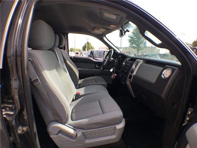 2012 Ford F-150 XLT 4X4 XTR ALLOYS, FOG, BACK CAM, RUNNING BOARD,  (Stk: 44874A) in Brampton - Image 21 of 23