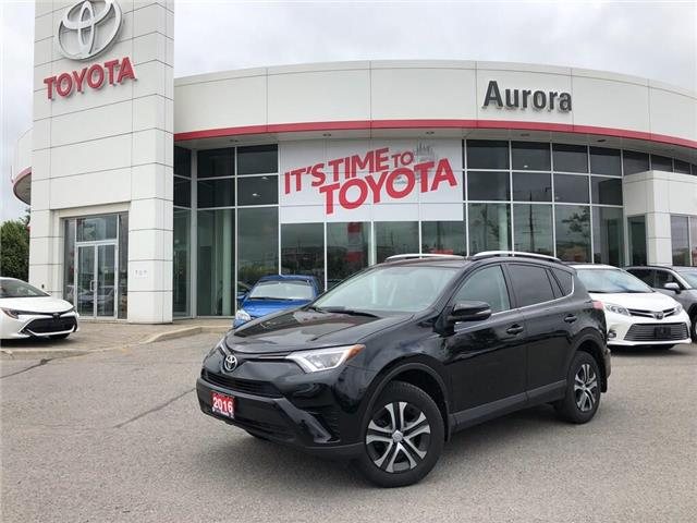 2016 Toyota RAV4 LE (Stk: 308471) in Aurora - Image 1 of 20