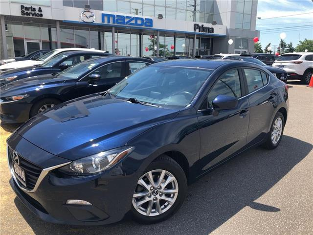 2016 Mazda Mazda3 GS (Stk: P-4154) in Woodbridge - Image 1 of 27