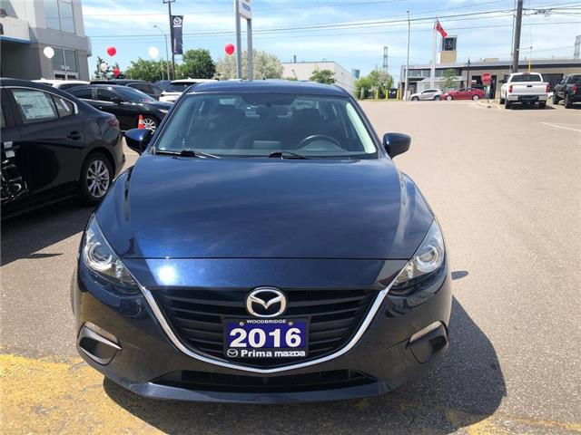 2016 Mazda Mazda3 GS (Stk: P-4154) in Woodbridge - Image 2 of 27