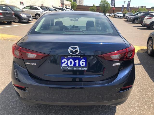 2016 Mazda Mazda3 GS (Stk: P-4154) in Woodbridge - Image 5 of 27