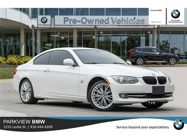 2011 BMW 335i xDrive (Stk: PP8571A) in Toronto - Image 1 of 20