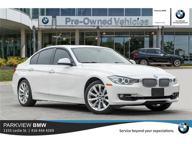 2014 BMW 328i xDrive (Stk: PP8589A) in Toronto - Image 1 of 21
