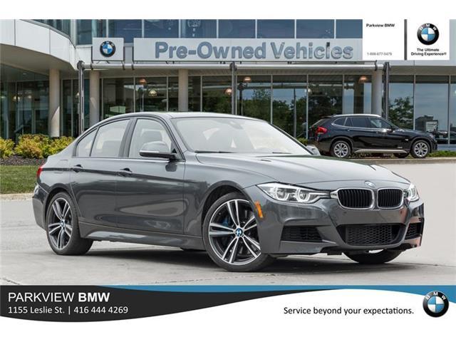 2016 BMW 340i xDrive (Stk: PP8635) in Toronto - Image 1 of 21