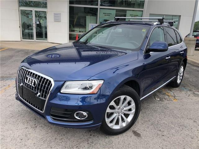2016 Audi Q5 2.0T Progressiv (Stk: 5866V) in Oakville - Image 9 of 19