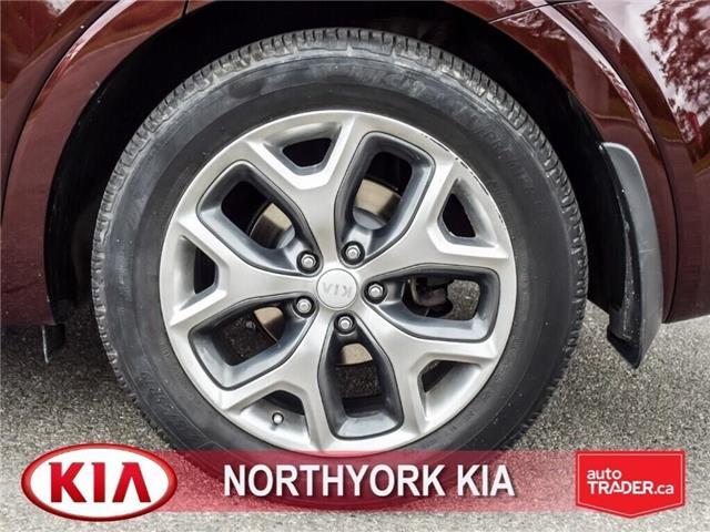 2016 Kia Sorento 2.0L SX (Stk: N2167A) in Toronto - Image 8 of 25