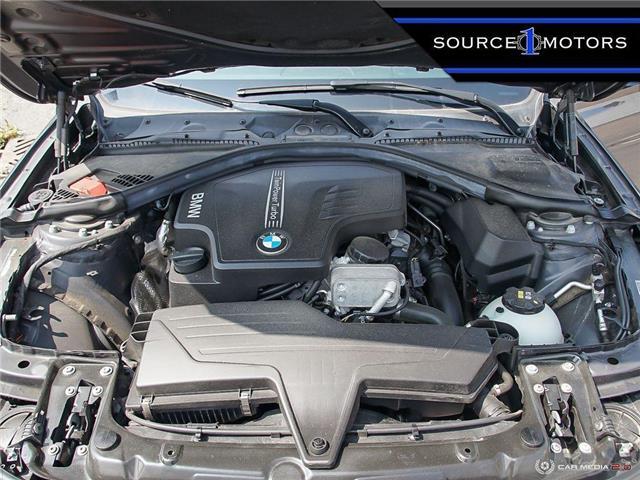 2015 BMW 320i xDrive (Stk: T52798) in Brampton - Image 8 of 26