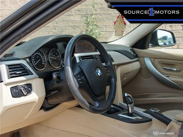 2015 BMW 320i xDrive (Stk: T52798) in Brampton - Image 12 of 26