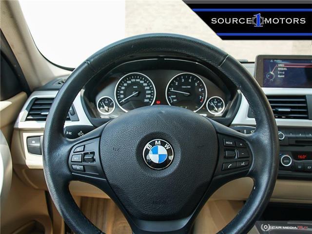 2015 BMW 320i xDrive (Stk: T52798) in Brampton - Image 13 of 26