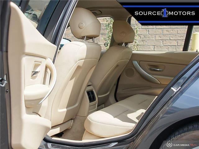 2015 BMW 320i xDrive (Stk: T52798) in Brampton - Image 23 of 26