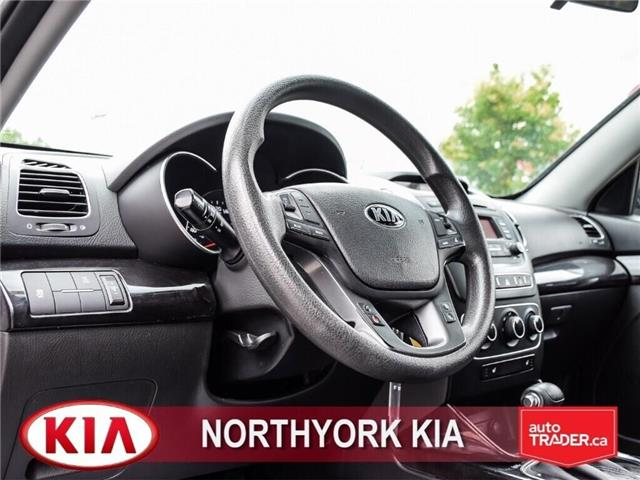 2015 Kia Sorento LX 2 4LX | AWD | ONE OWNER | CLEAN | HEATED SEATS