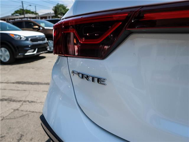 2019 Kia Forte EX Limited (Stk: 19197) in Toronto - Image 10 of 17