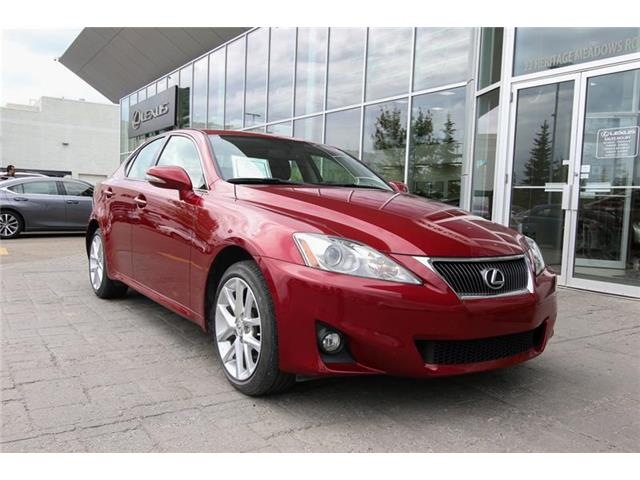 2012 Lexus IS 250 Base (Stk: 190499A) in Calgary - Image 1 of 14