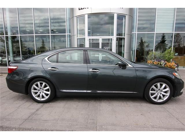 2007 Lexus LS 460 Base (Stk: 190627A) in Calgary - Image 2 of 13