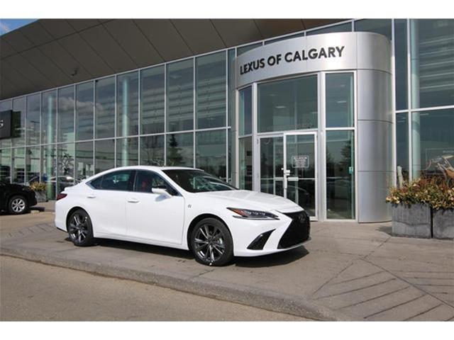 2019 Lexus ES 350 Premium (Stk: 190236) in Calgary - Image 1 of 16