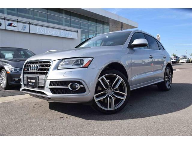 2015 Audi SQ5 3.0T Technik (Stk: PJ99496A) in Brampton - Image 1 of 18