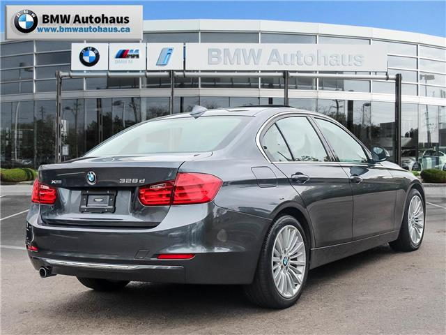 2015 BMW 328d xDrive (Stk: P8978) in Thornhill - Image 5 of 26
