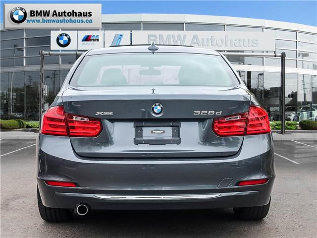 2015 BMW 328d xDrive (Stk: P8978) in Thornhill - Image 6 of 26