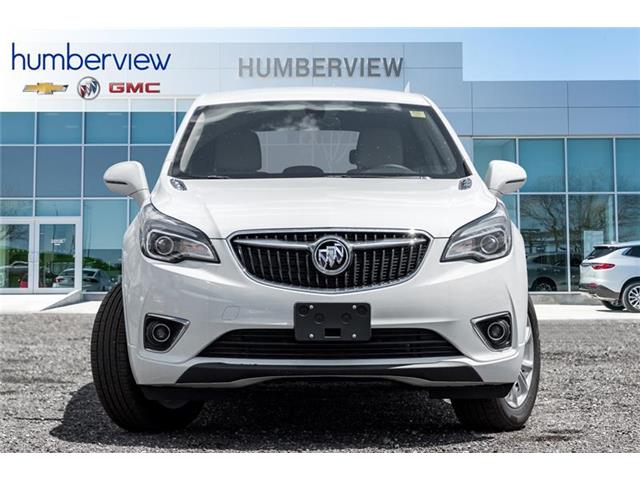2019 Buick Envision Preferred (Stk: B9N018) in Toronto - Image 2 of 20