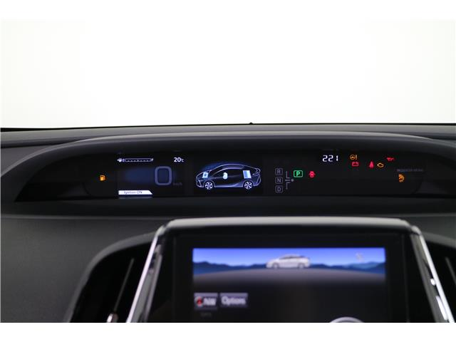 2020 Toyota Prius Prime Upgrade (Stk: 293453) in Markham - Image 20 of 28