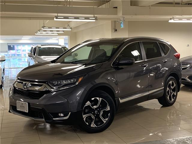 2017 Honda CR-V Touring (Stk: AP3257) in Toronto - Image 1 of 24