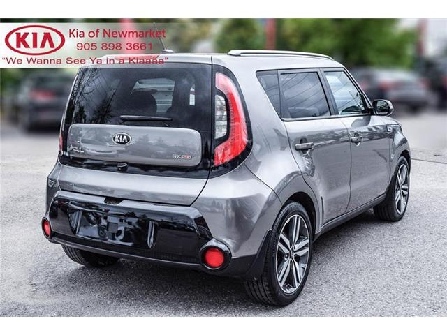 2015 Kia Soul SX (Stk: P0921) in Newmarket - Image 5 of 17