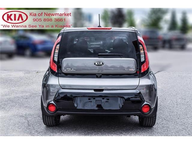 2015 Kia Soul SX (Stk: P0921) in Newmarket - Image 6 of 17