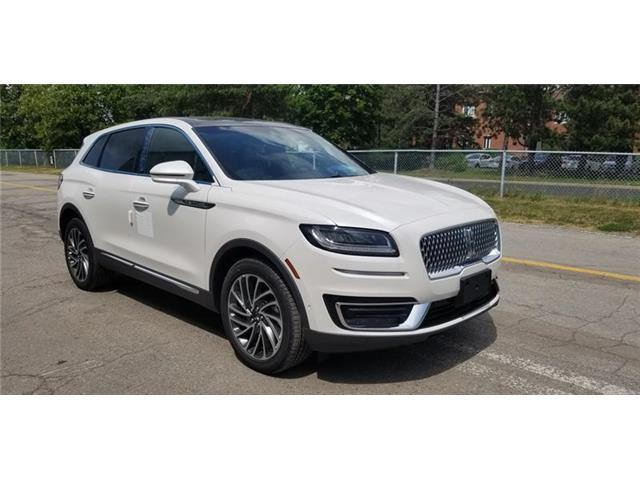 2019 Lincoln Nautilus Reserve (Stk: 19NS2079) in Unionville - Image 1 of 18