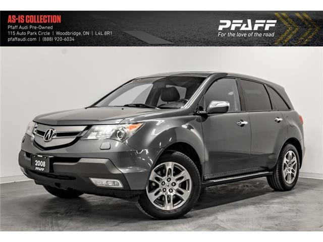 2008 Acura MDX Base (Stk: T16737A) in Woodbridge - Image 1 of 19