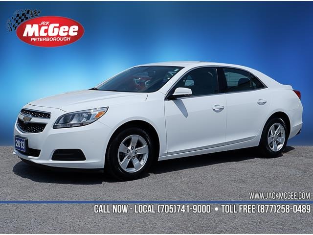 2013 Chevrolet Malibu LS (Stk: P13043) in Peterborough - Image 1 of 19