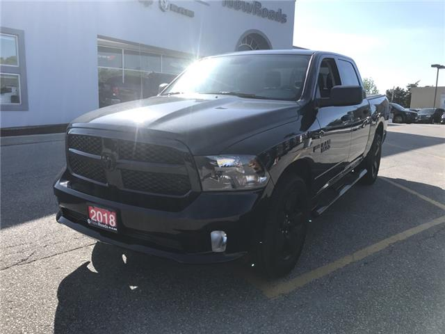 2018 RAM 1500 ST (Stk: 24221T) in Newmarket - Image 1 of 22
