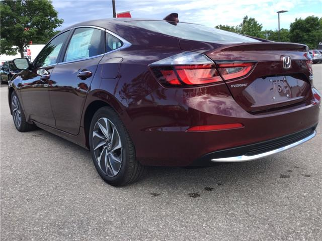 2019 Honda Insight Touring (Stk: 191434) in Barrie - Image 7 of 24