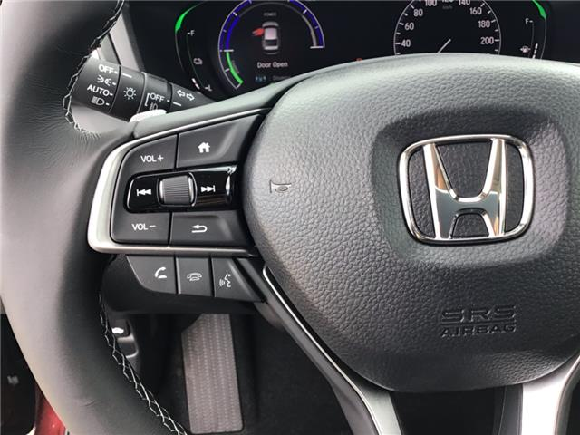 2019 Honda Insight Touring (Stk: 191434) in Barrie - Image 11 of 24