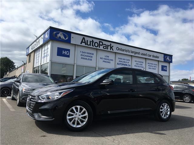 2019 Hyundai Accent Preferred (Stk: 19-59422) in Brampton - Image 1 of 19