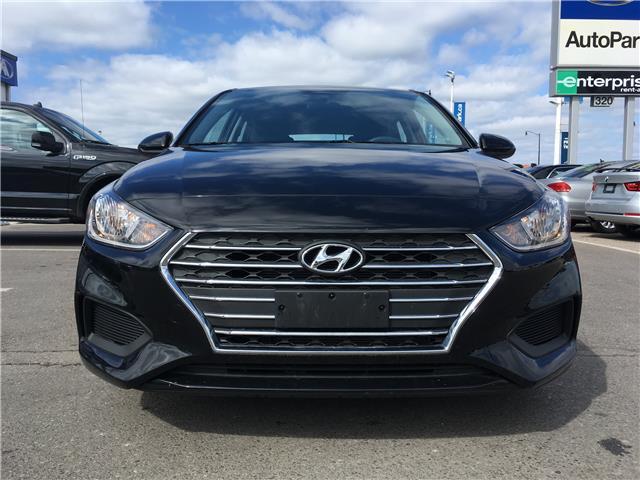 2019 Hyundai Accent Preferred (Stk: 19-59422) in Brampton - Image 2 of 19