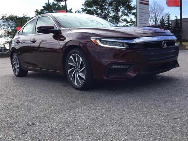 2019 Honda Insight Touring (Stk: 191478) in Barrie - Image 8 of 24