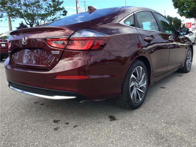 2019 Honda Insight Touring (Stk: 191478) in Barrie - Image 7 of 24