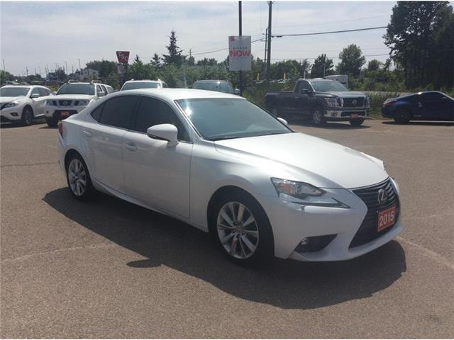 2015 Lexus IS 250 Base (Stk: P1993A) in Smiths Falls - Image 6 of 13