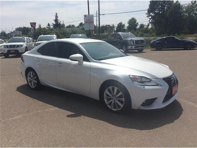 2015 Lexus IS 250 Base (Stk: P1993A) in Smiths Falls - Image 7 of 13